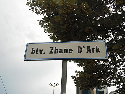 Boulevard Jeanne d'arc