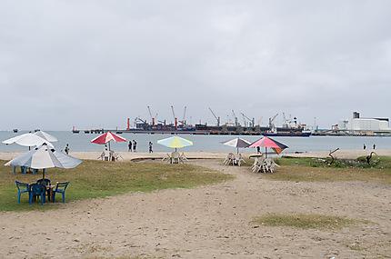 Tamatave le port