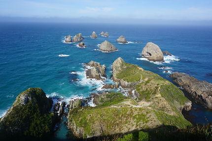 Nugget Point en Nouvelle-Zélande