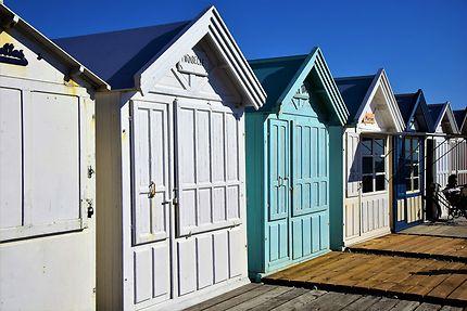 Jolies couleurs à Cayeux-sur-Mer !