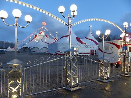 Le grand cirque Arlette Gruss