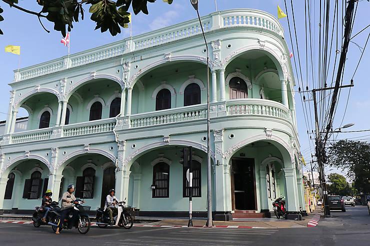 Phuket Town : un patrimoine à explorer
