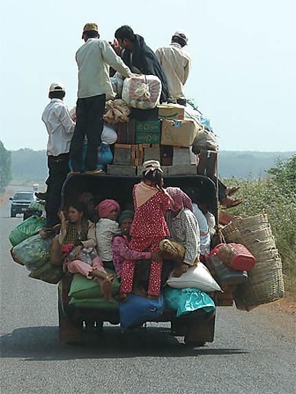 En route vers le Mondolkiri