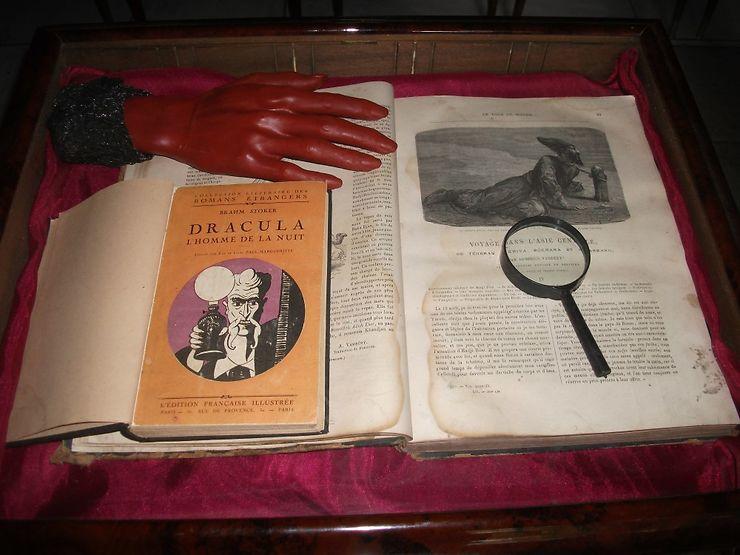 Musée des Vampires et Monstres de l'Imaginaire - Les Lilas, Seine-Saint-Denis