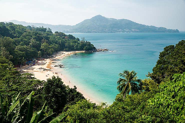 Des plages près de Phuket Town