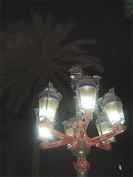 Lumières de Gaudi