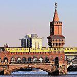 Oberbaumbrücke à Berlin