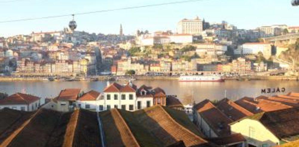 Retour d'une semaine à Porto en janvier