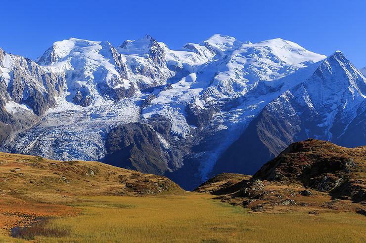 Alpes - L'accès au mont Blanc strictement limité