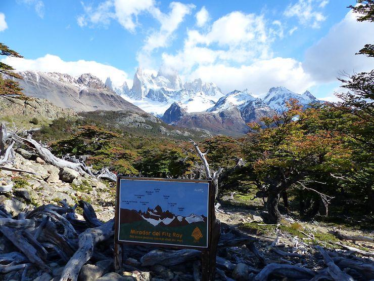 Mirador du Fitz Roy, Argentine