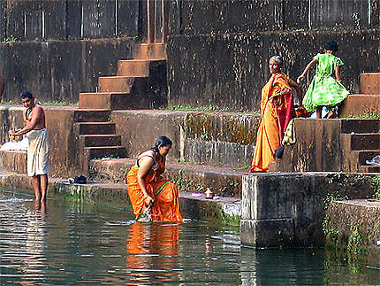 Bain purificateur