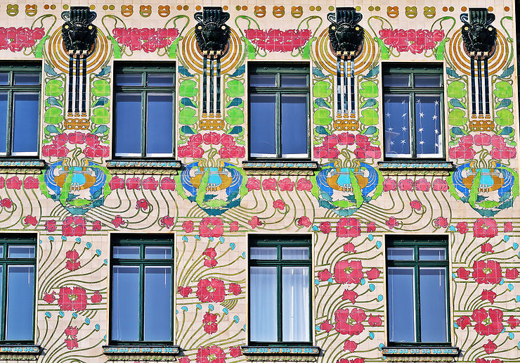 Vienne 2018. Beauté et abîme. Klimt, Schiele, Wagner, Moser
