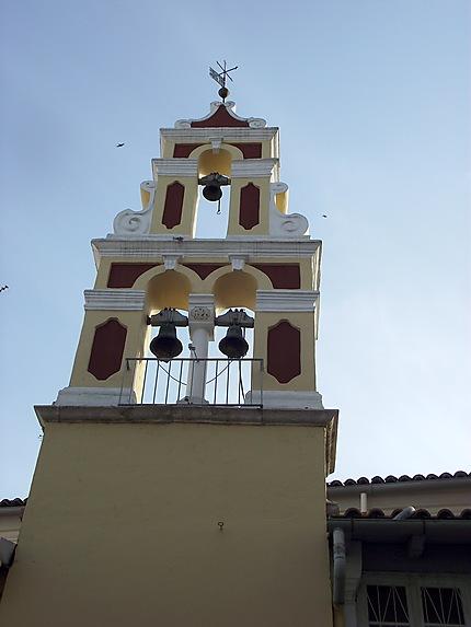 Eglise st Nicolas à Kerkyra