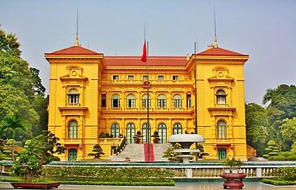 Palais à Hanoi