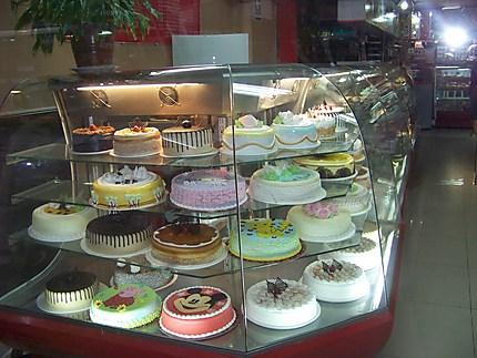 Pâtisserie à San Miguel