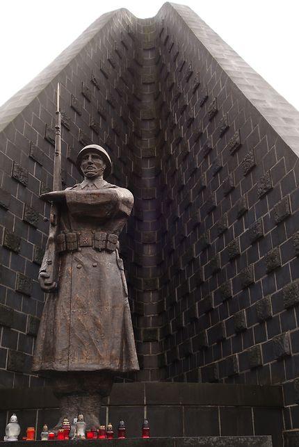 Mémorial de l'armée tchécoslovaque de Dukla