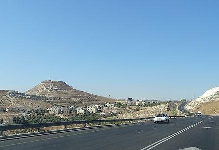 Herodion - Le palais-forteresse du Roi Herode