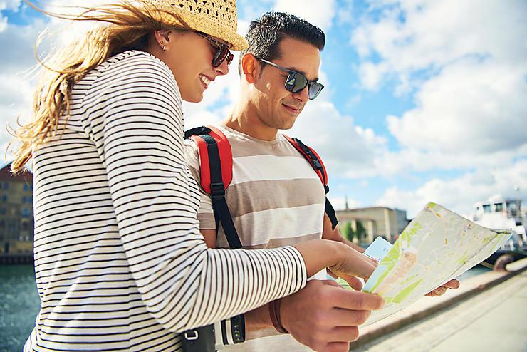 Bilan - Plus d'1,2 milliard de touristes dans le monde en 2016