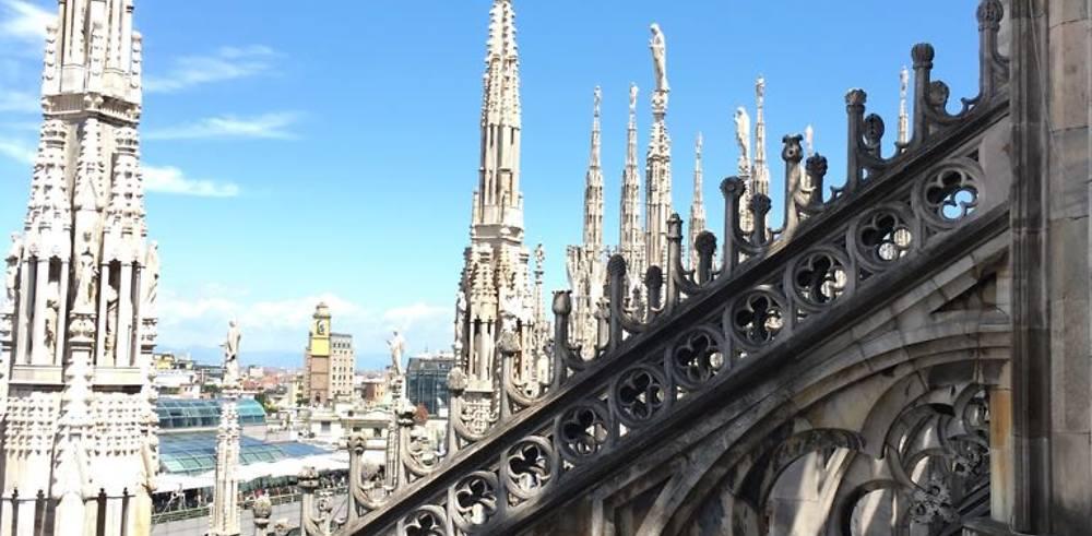 Un long week-end à Milan