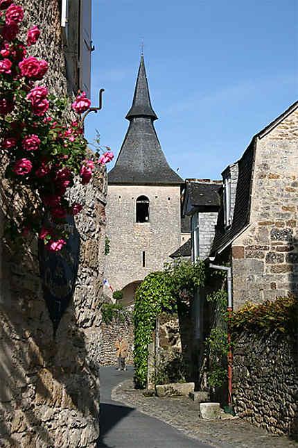 Eglise à Turenne