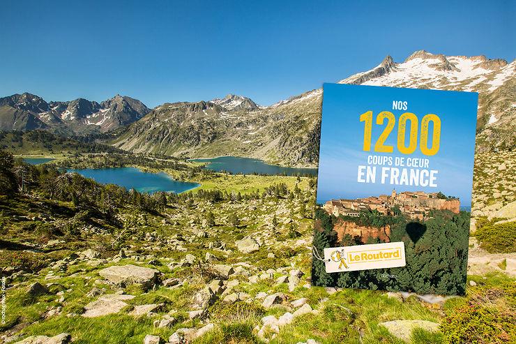 Nos 1200 coups de cœur en France