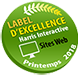 Label d'excellence Harris Interactive Printemps 2018