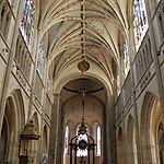Intérieur de la Basilique d'Alençon