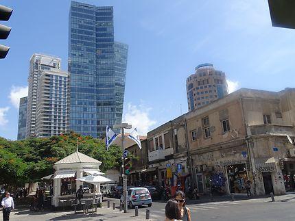 Tel Aviv - Sderot Rothschild