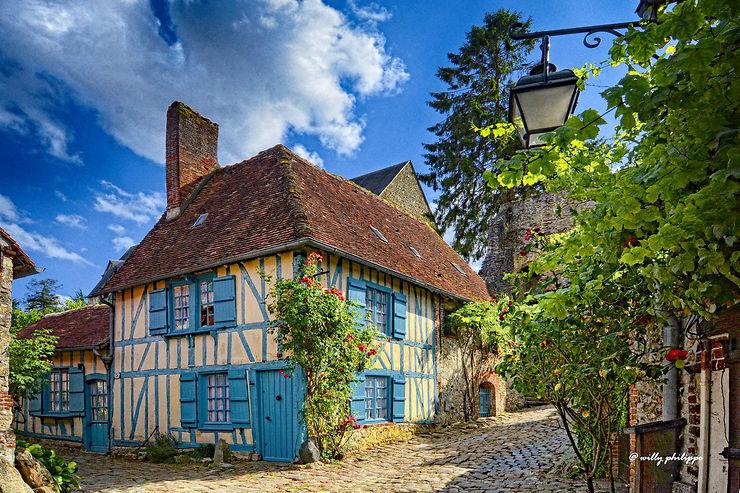 Gerberoy, Picardie