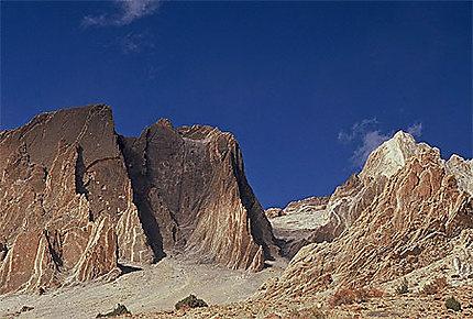 Vallée lunaire au Zanskar