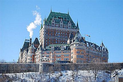 """""""Le Château"""" de Québec"""