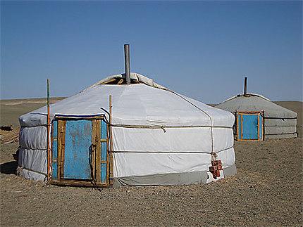 Le charme de la Mongolie