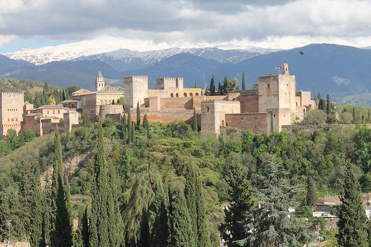 Andalousie : des mille et une nuits au western spaghetti