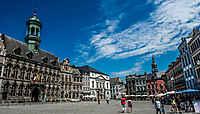 Mons, capitale européenne de la Culture 2015