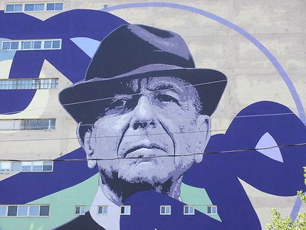 Mural à Montréal