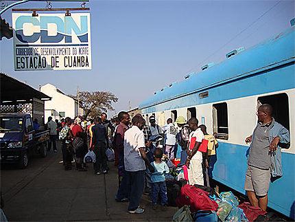 Gare de Cuamba