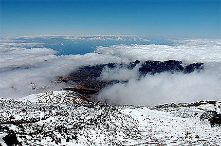 Sommet du Teide