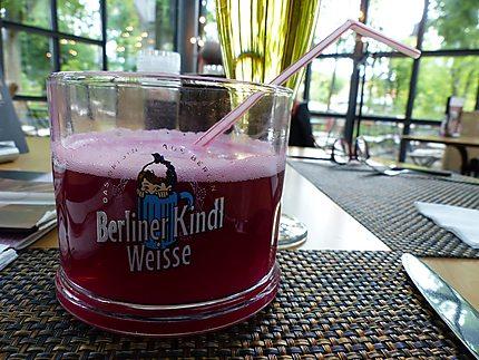 Boisson rafraîchissante berliner Kindle weiss