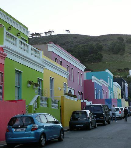 Cape Town, quartier Malais
