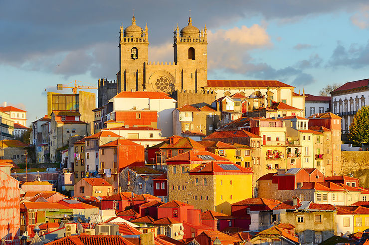 La Ribeira : balade dans le vieux Porto
