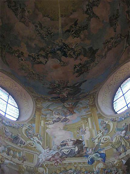Fresques baroques