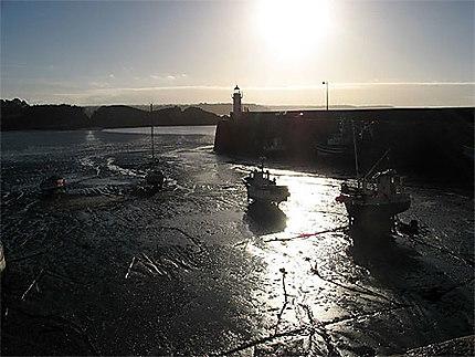 Le port de Erquy