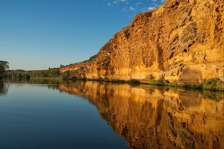 Le Mighty Murray Way, le long des berges du plus grand fleuve australien