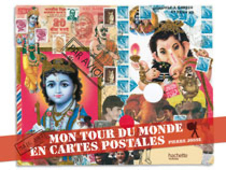 Mon tour du monde en cartes postales