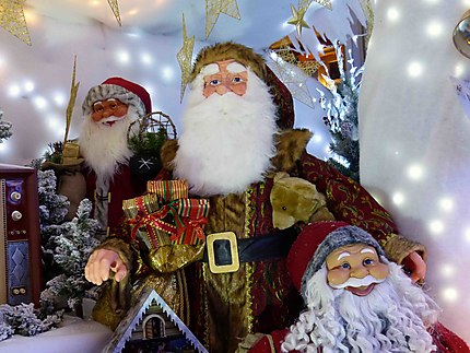 Décorations de Noël à Baden Baden