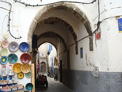 Petit passage à Essaouira