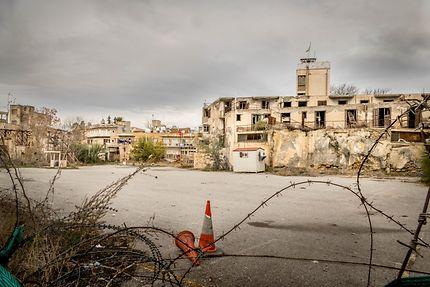 Partage de Nicosie