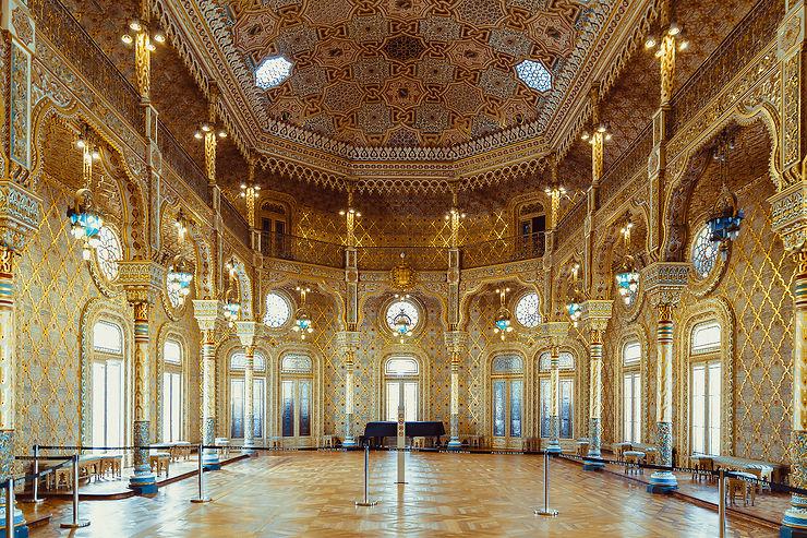 Le Palacio da Bolsa, joyau de Porto