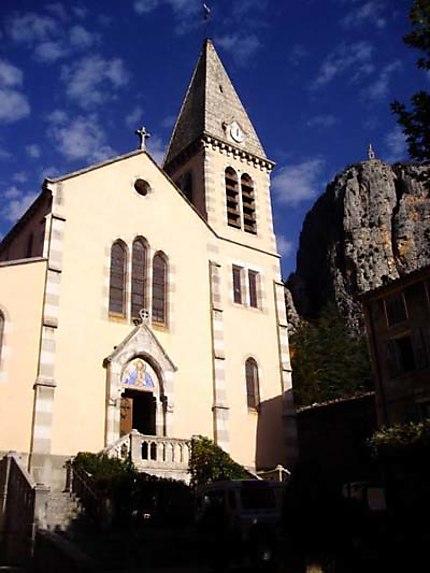 Eglise de Castellane