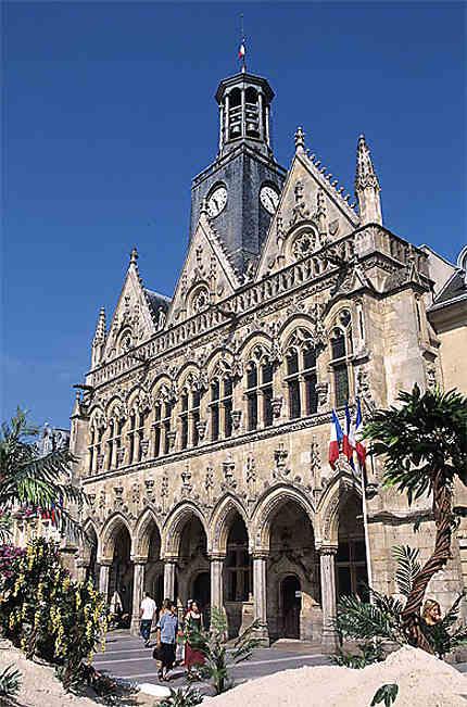 Hôtel de ville, St-Quentin